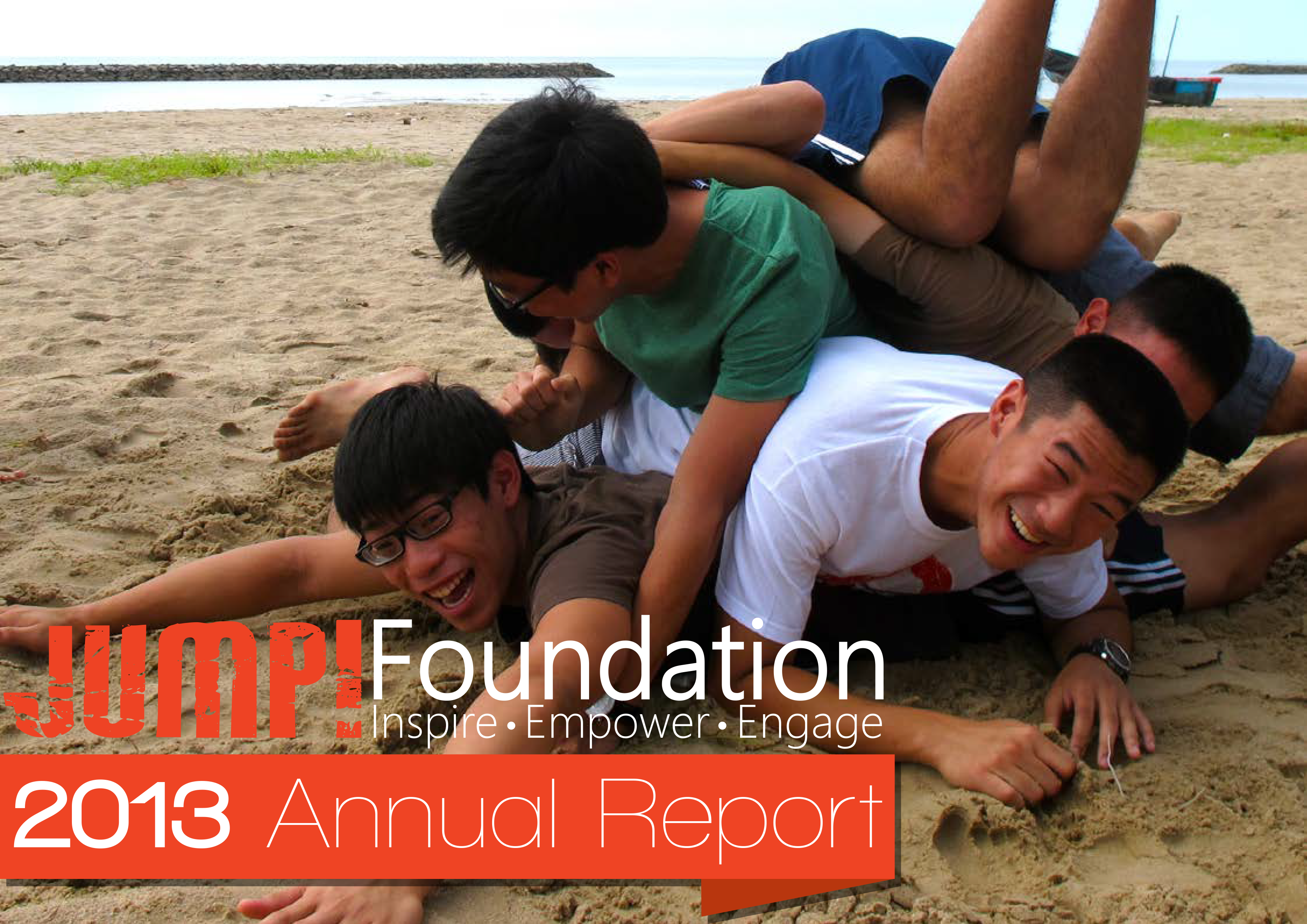 JUMP! Foundation Annual Report 2013